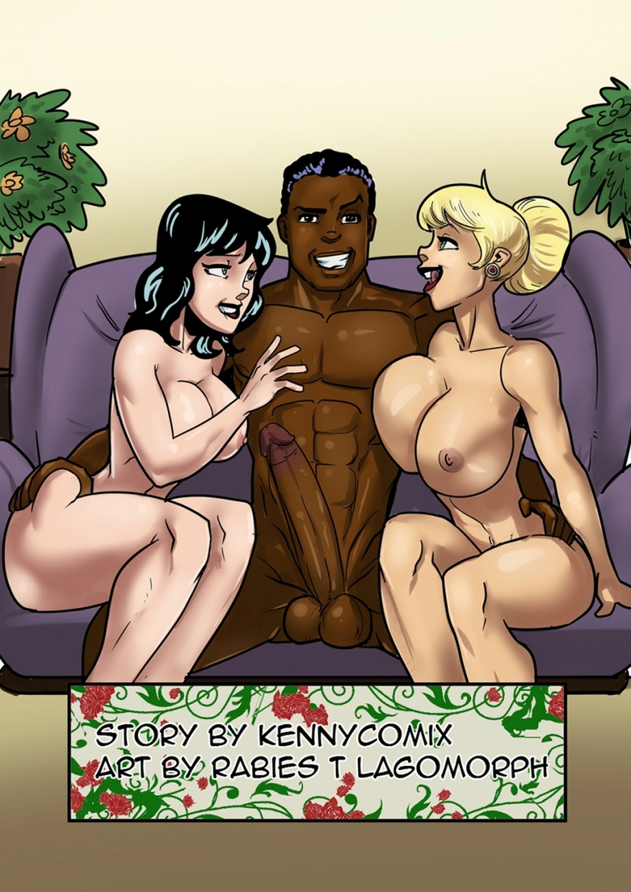 Betty And Veronica – Once You Go Black comic porn