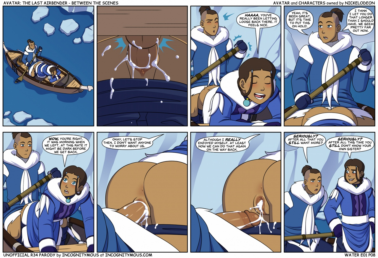 Between-The-Scenes 8 free sex comic