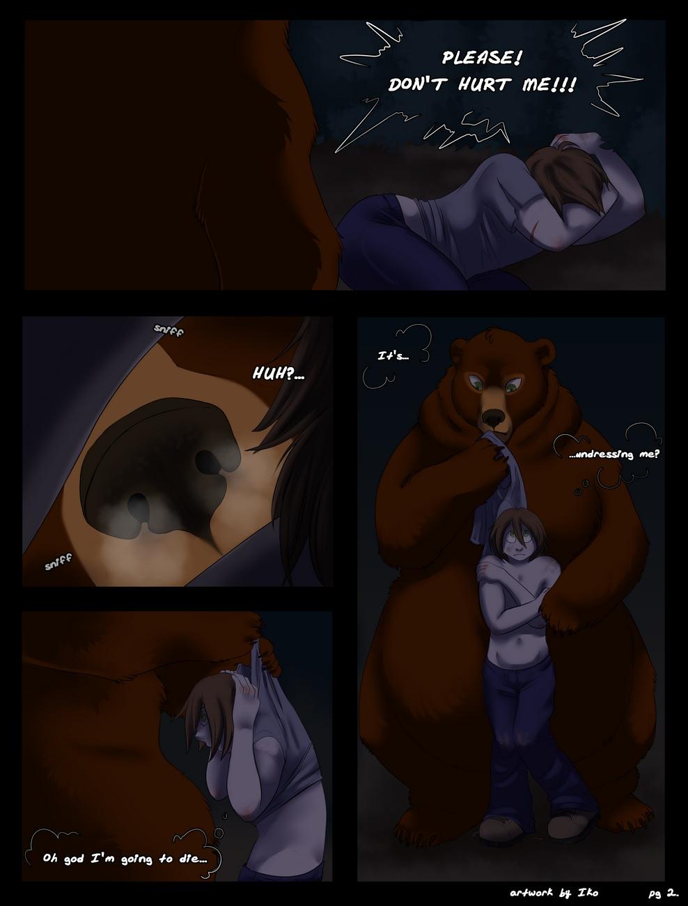 Beware-Of-Bear 3 free sex comic