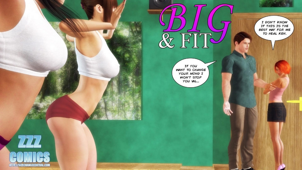 Big-and-Fit-1 2 free sex comic