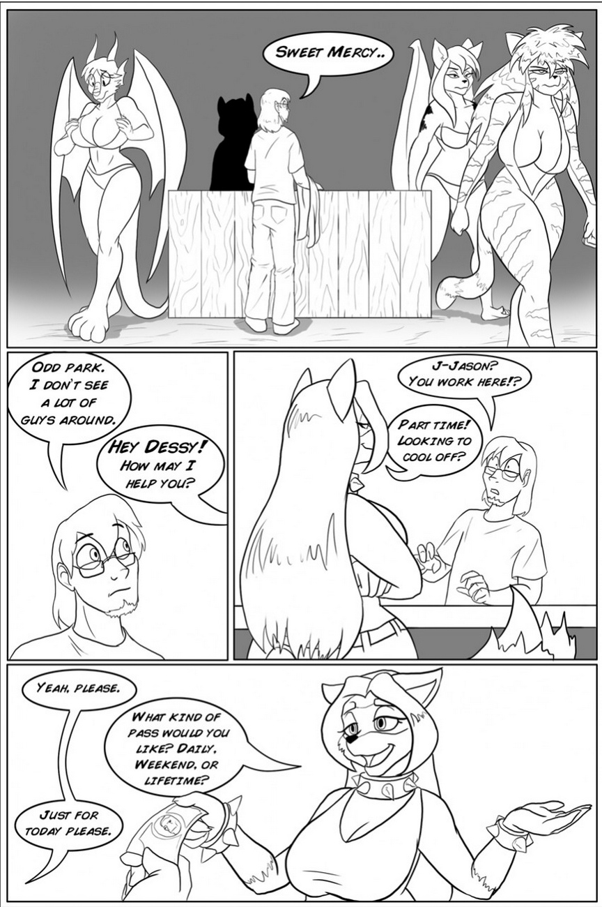 Bikini-Beach 3 free sex comic
