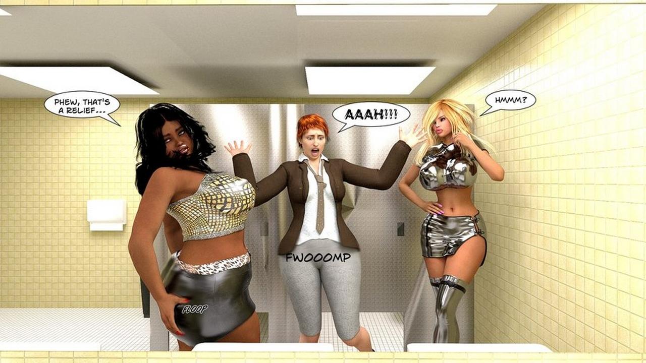Bimbo-Hair-Curse 77 free sex comic