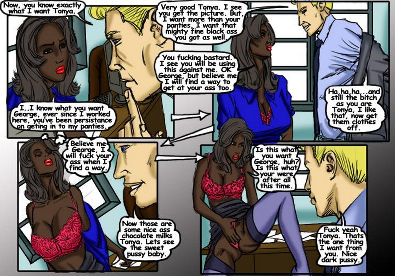 Black-Bitch 3 free sex comic