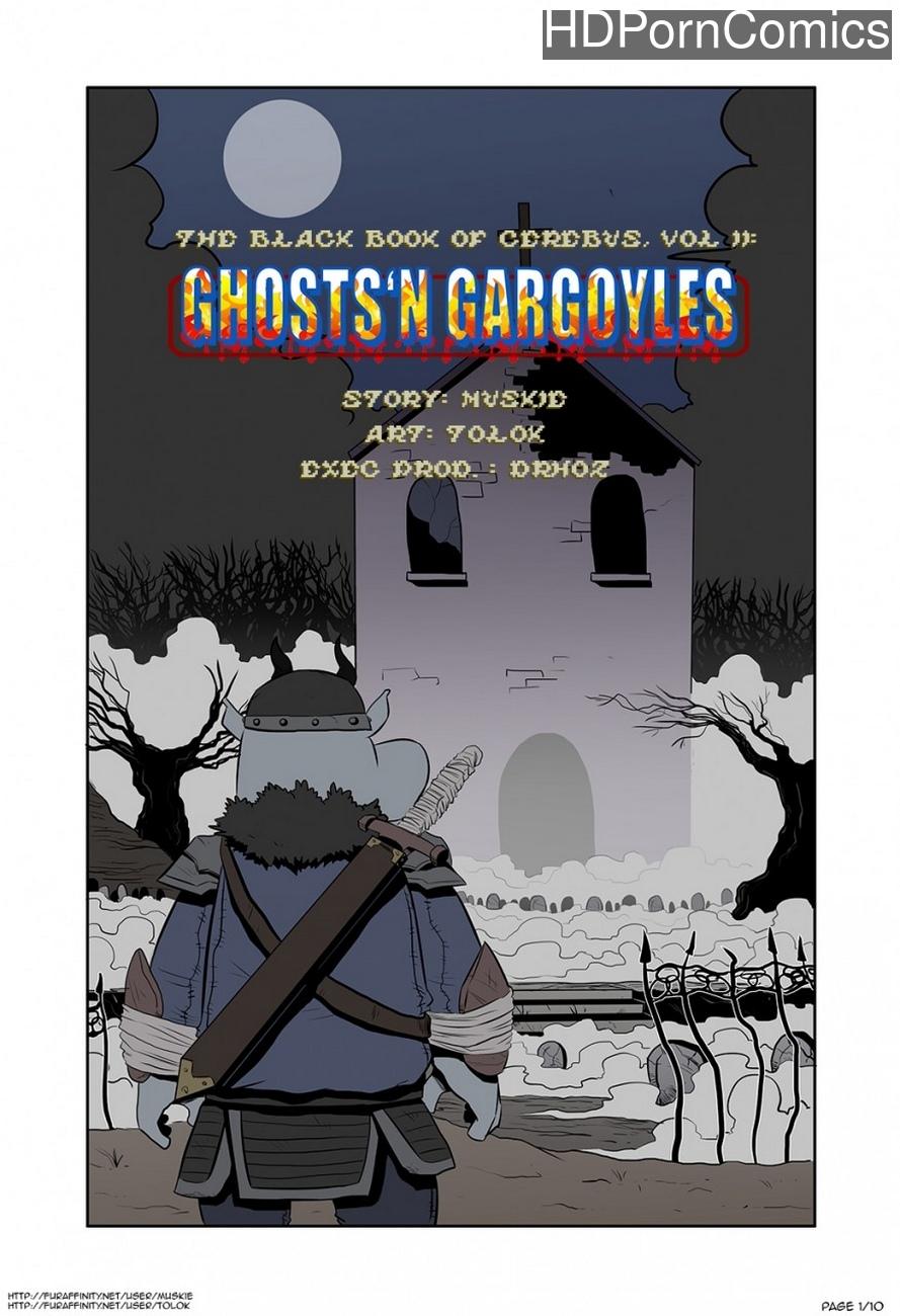 Black-Book-Of-Cerebus-2-Ghosts-N-Gargoyles 1 free porn comics