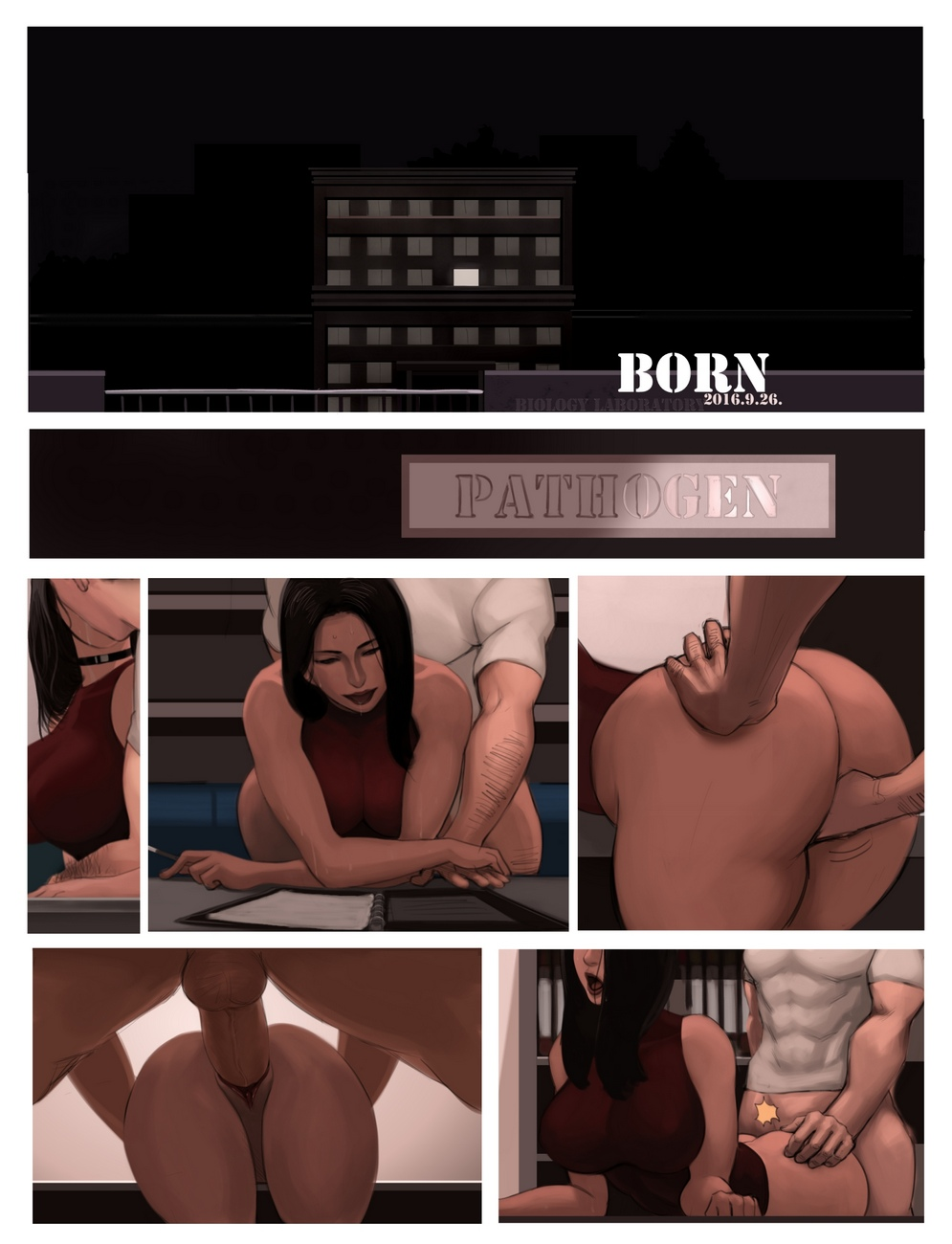 Born-1 2 free sex comic