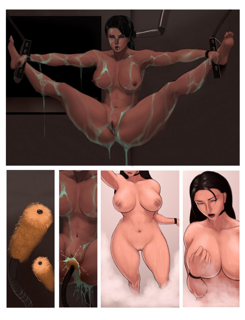 Transformation Hentai Games