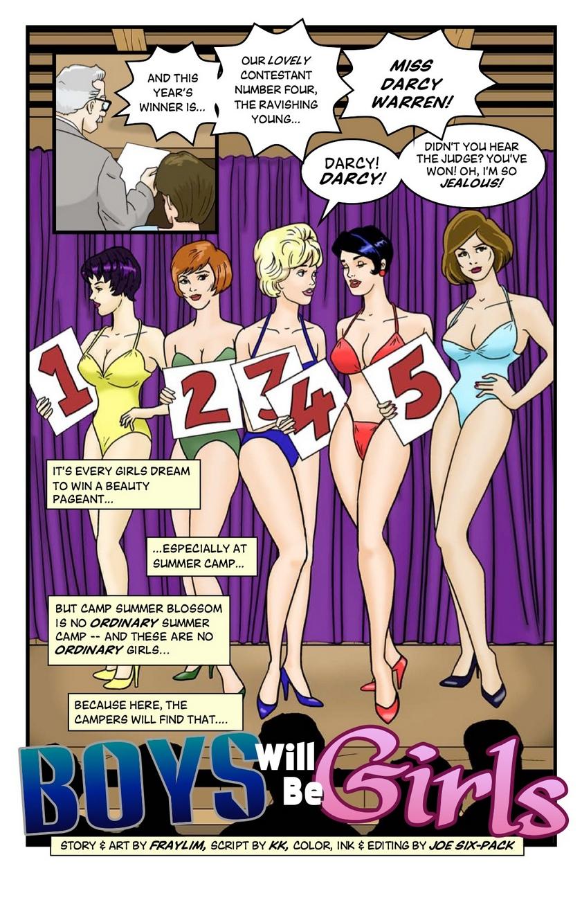 Boys-Will-Be-Girls 2 free sex comic