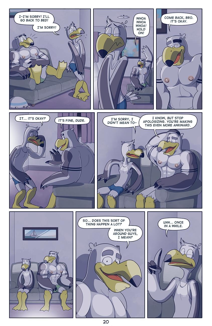 Brogulls 21 free sex comic