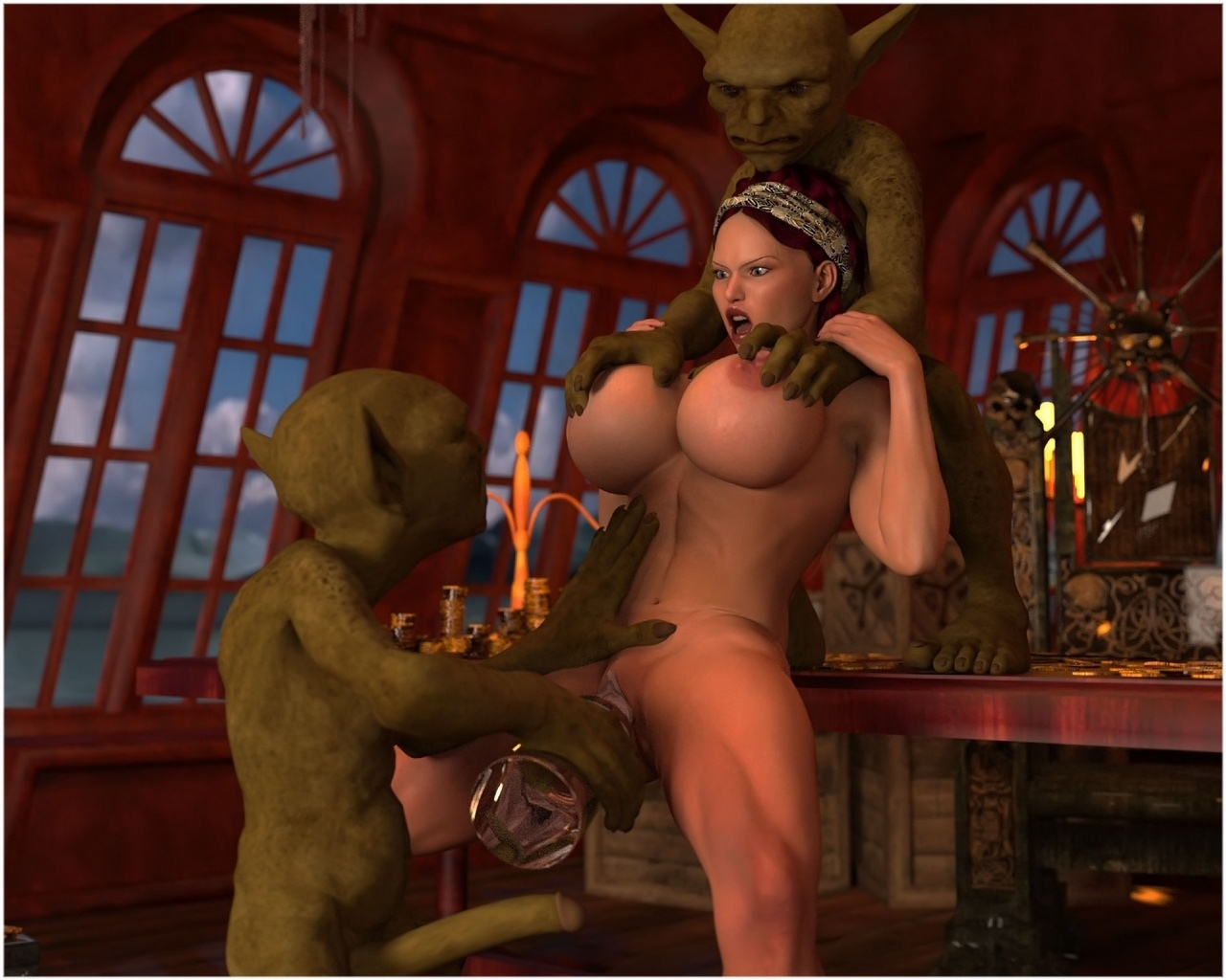 лешего секс картинки