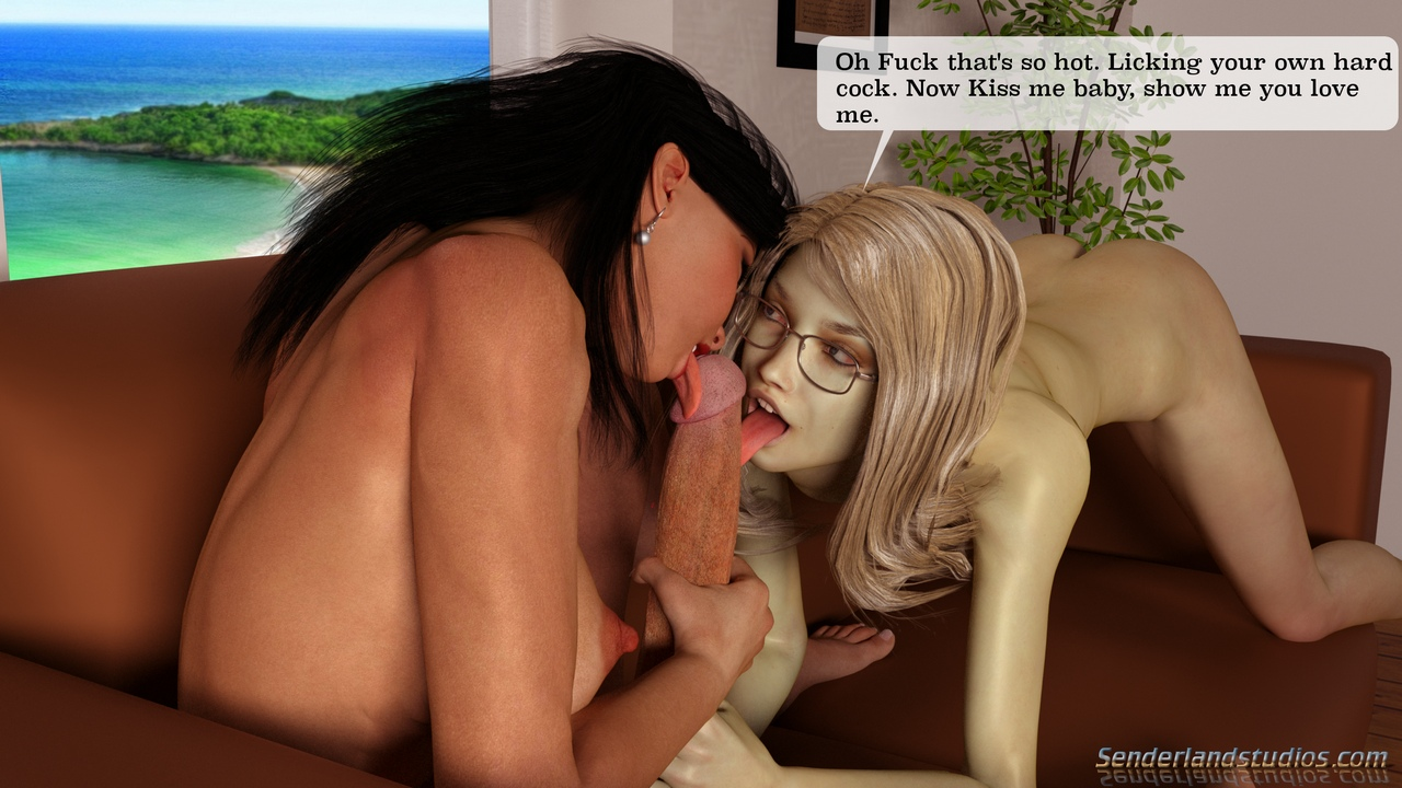 Carly-Gives-Lily 6 free sex comic