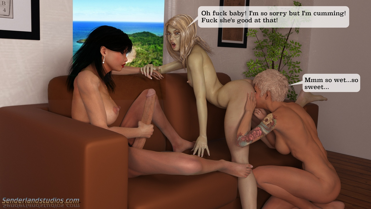 Carly-Gives-Lily 10 free sex comic