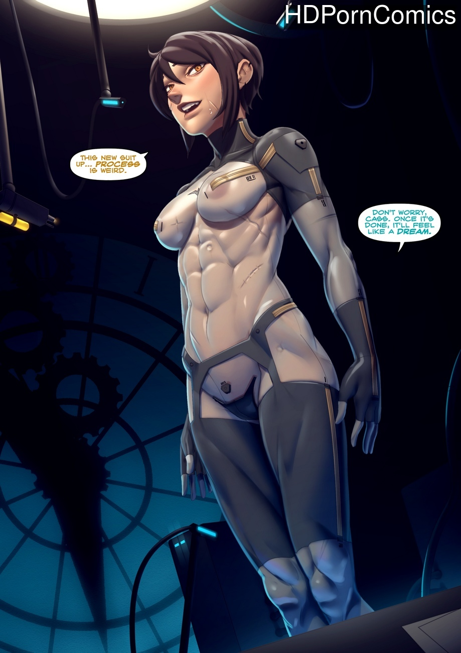 Cassandra-s-Surrogate-Body 1 free porn comics