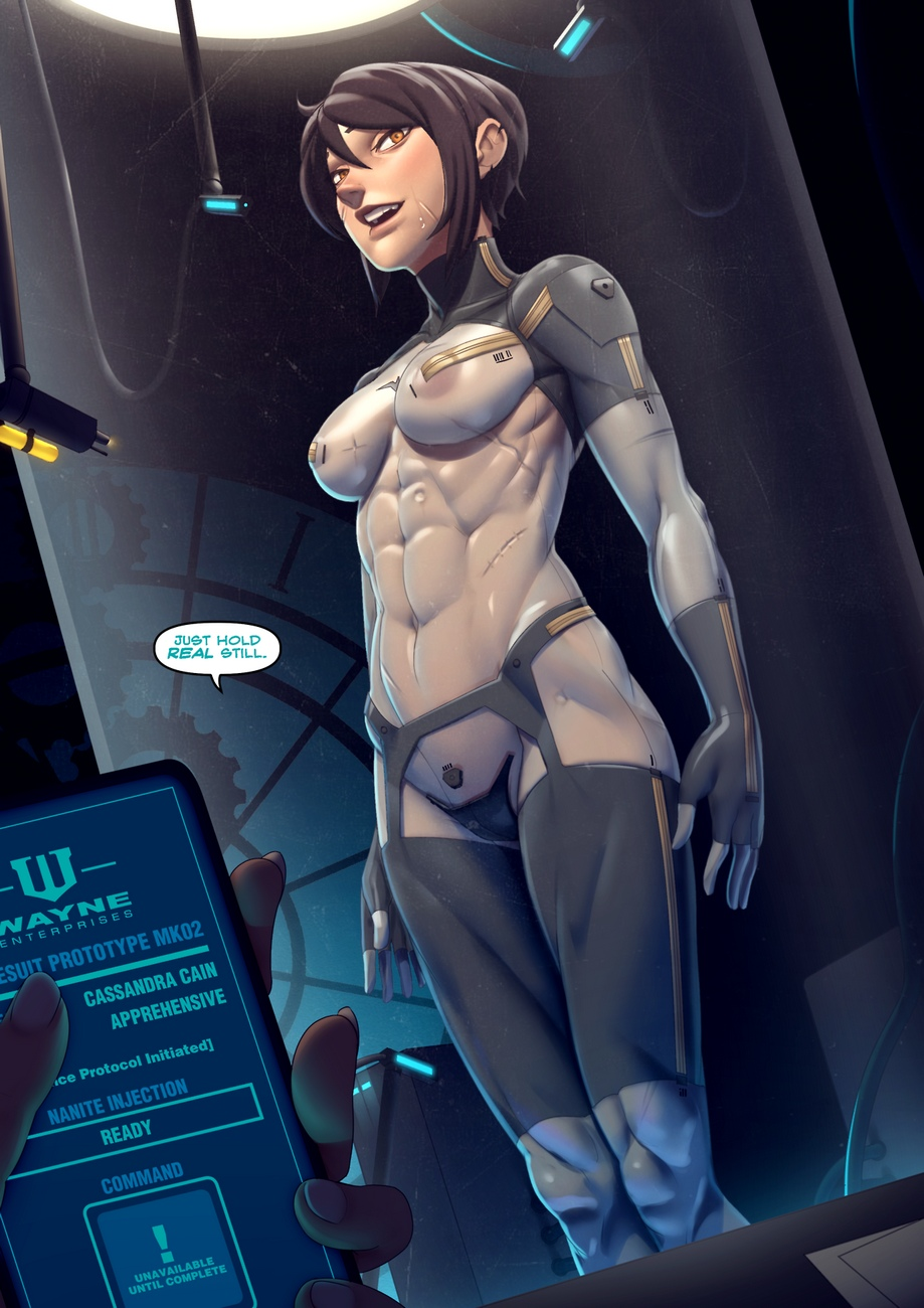 Cassandra-s-Surrogate-Body 2 free sex comic
