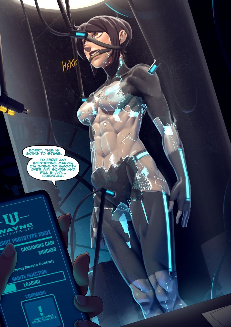 Cassandra-s-Surrogate-Body 4 free sex comic