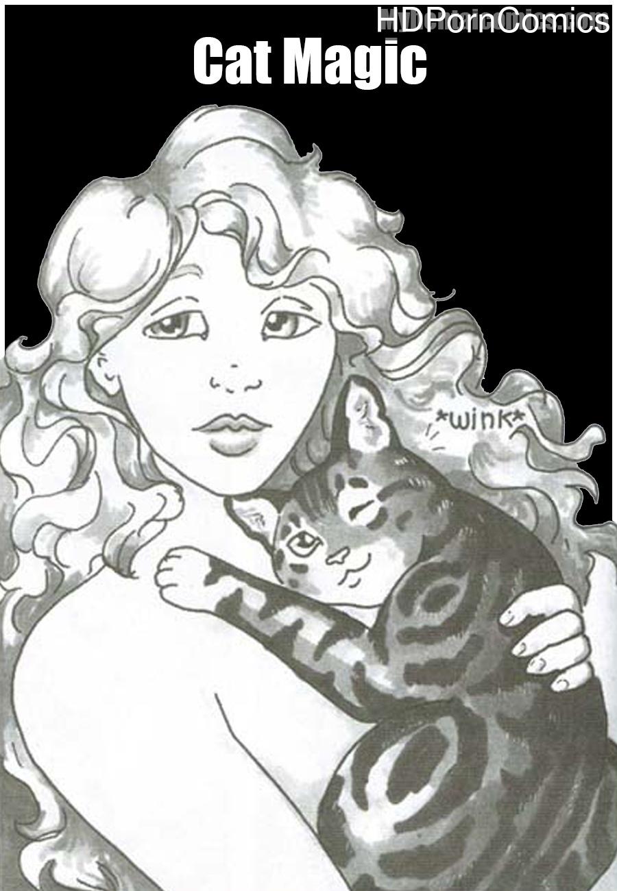 Cat-Magic 1 free porn comics