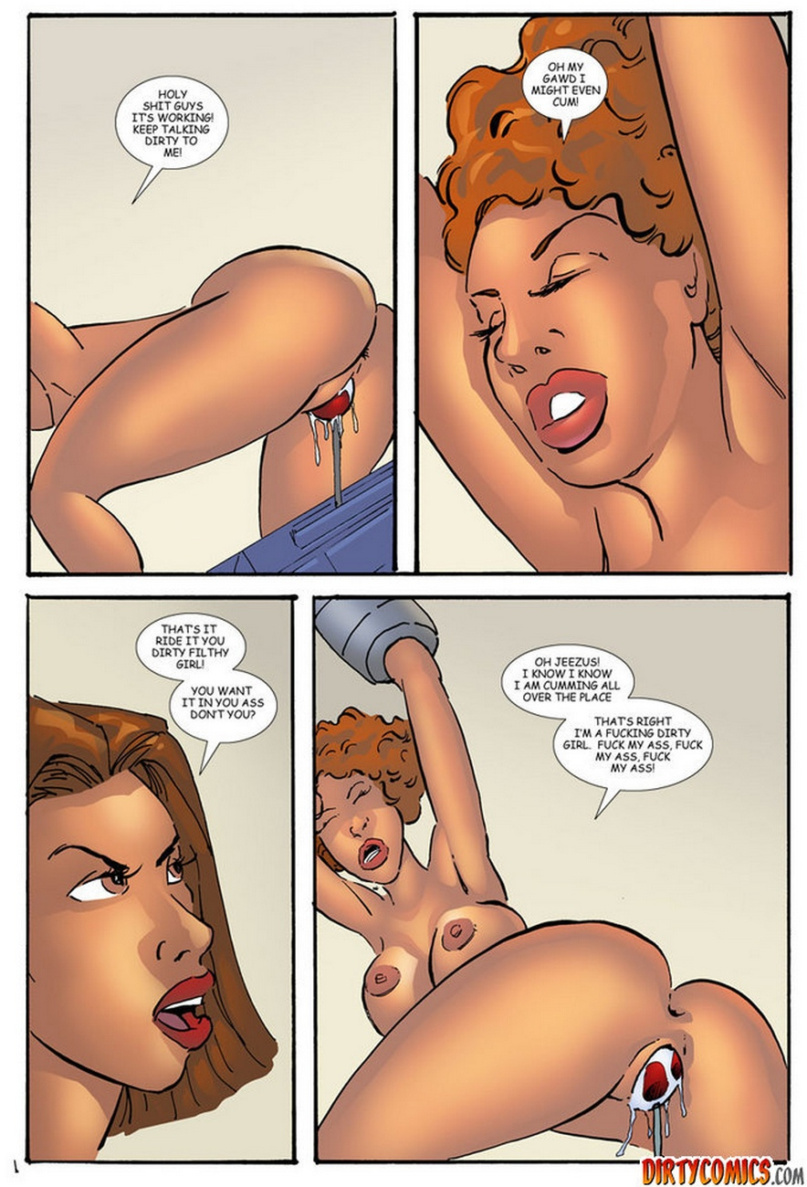 Chicas-25 6 free sex comic