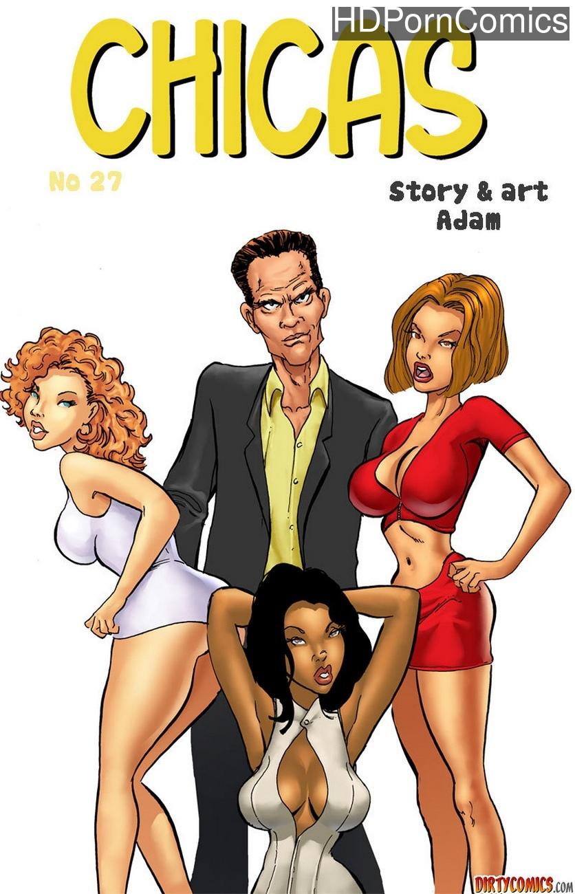 Chicas 27 comic porn
