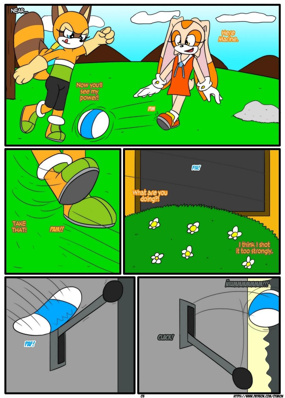 Clones 4 free sex comic