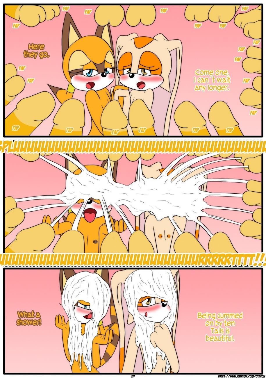 Clones 31 free sex comic
