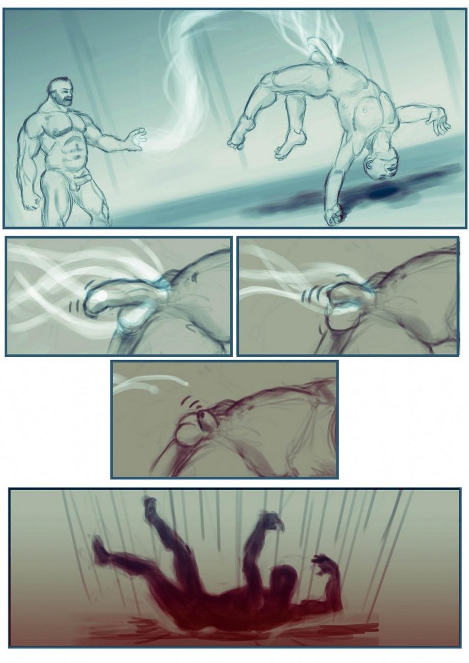 Cock-Thief 6 free sex comic