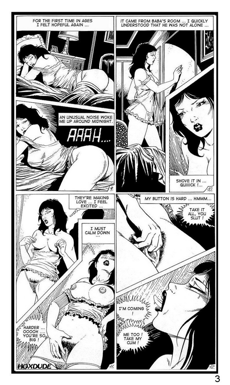 Coming-From-Vietnam-I-Became-A-Waitress 4 free sex comic