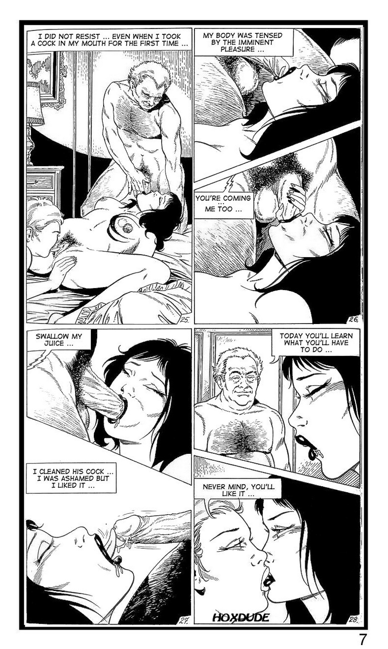 Coming-From-Vietnam-I-Became-A-Waitress 8 free sex comic