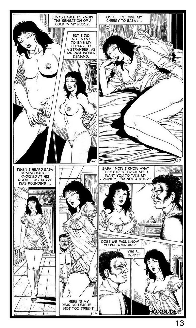 Coming-From-Vietnam-I-Became-A-Waitress 14 free sex comic