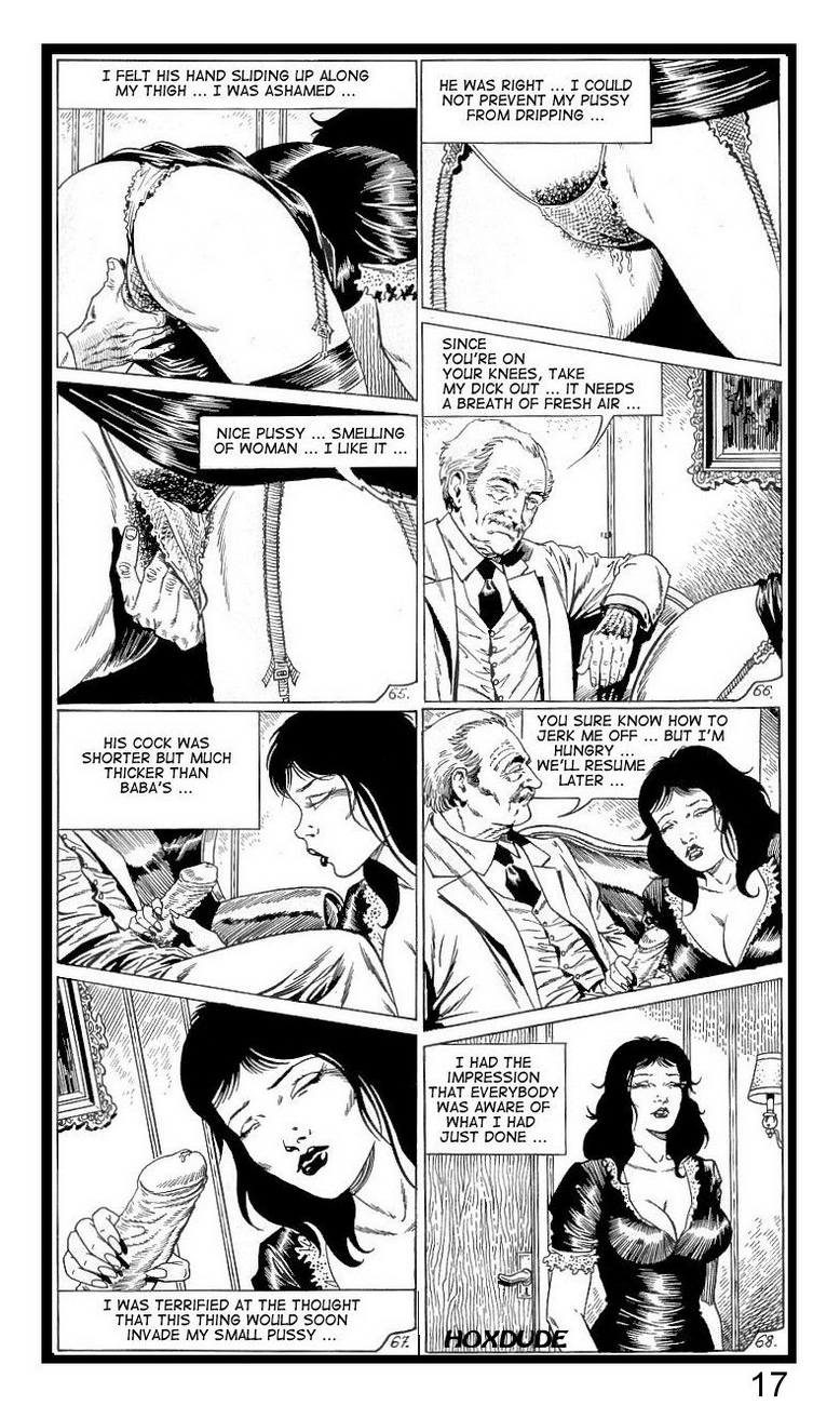 Coming-From-Vietnam-I-Became-A-Waitress 18 free sex comic