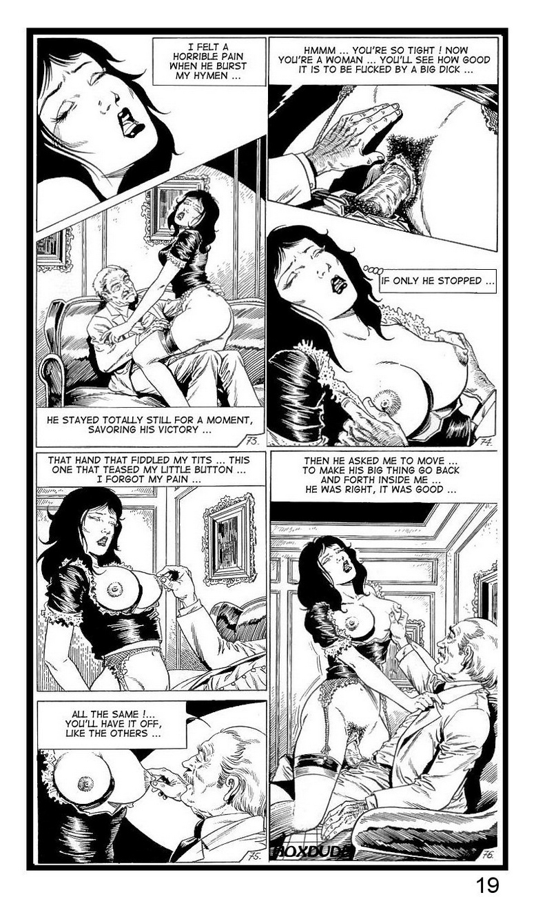 Coming-From-Vietnam-I-Became-A-Waitress 20 free sex comic