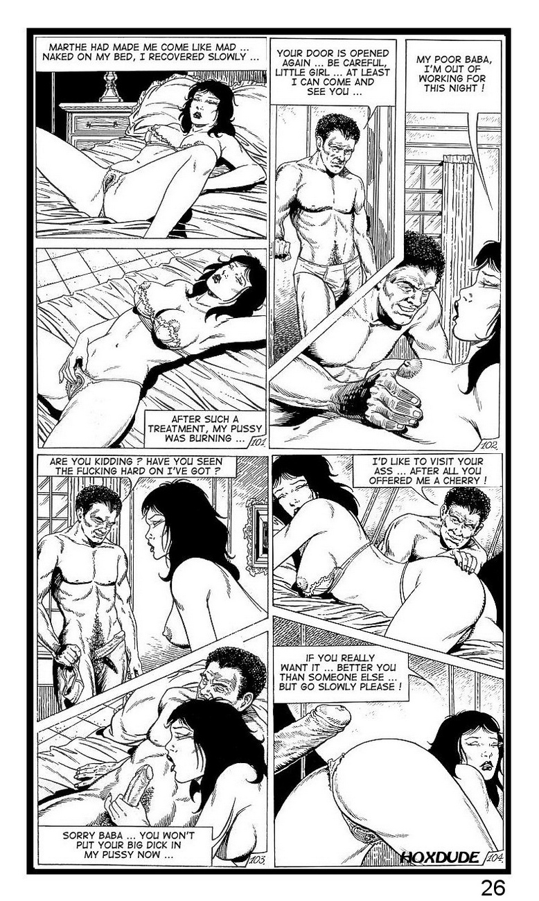 Coming-From-Vietnam-I-Became-A-Waitress 27 free sex comic