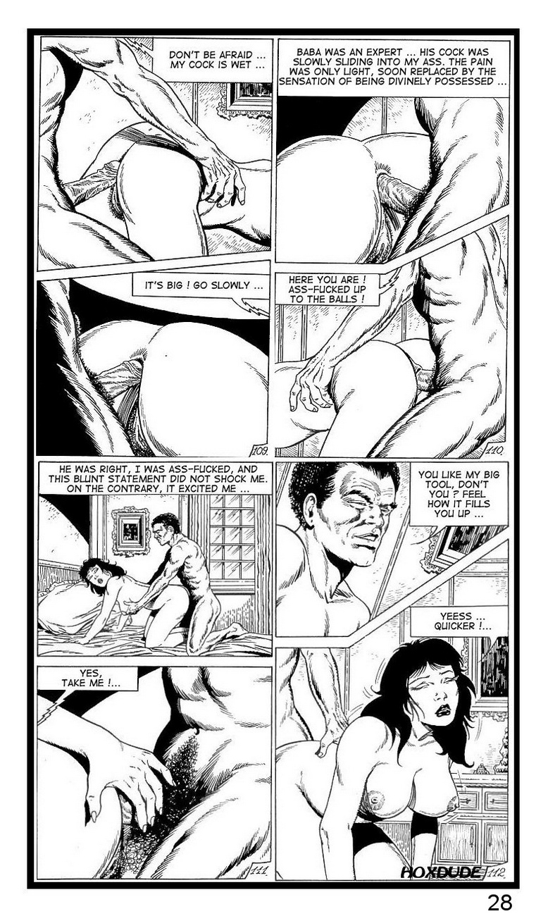 Coming-From-Vietnam-I-Became-A-Waitress 29 free sex comic