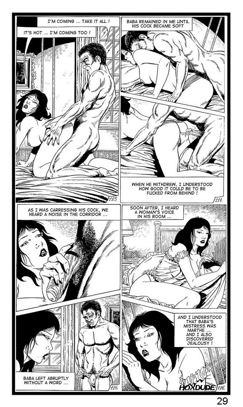 Coming-From-Vietnam-I-Became-A-Waitress 30 free sex comic