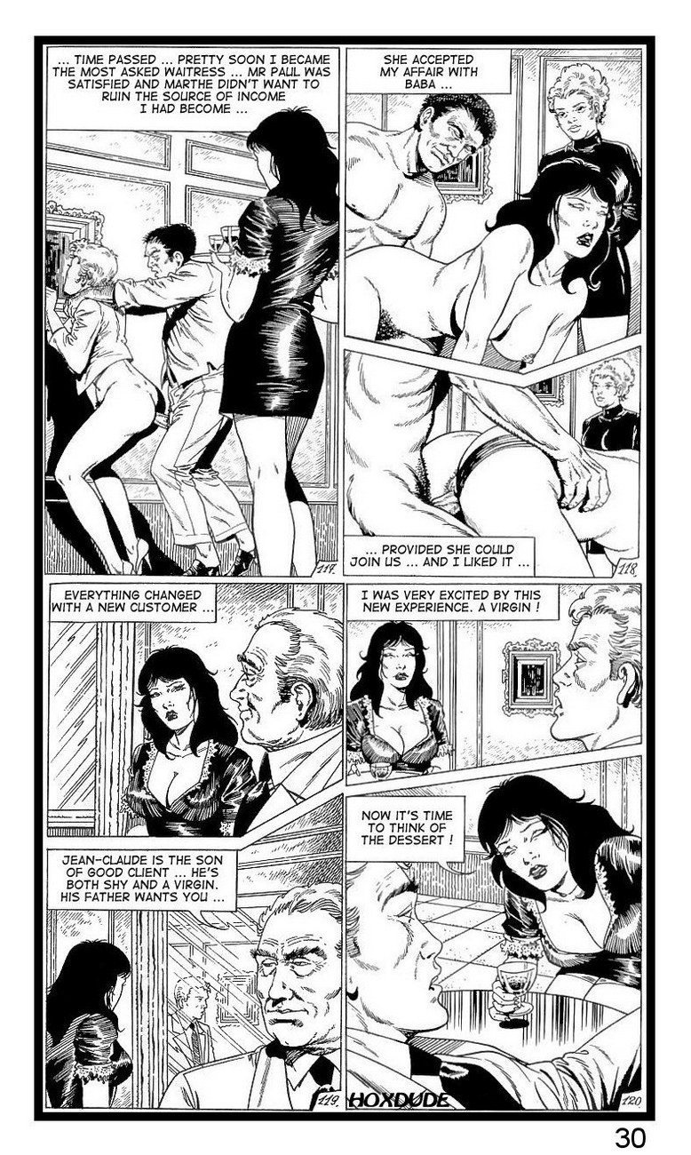 Coming-From-Vietnam-I-Became-A-Waitress 31 free sex comic