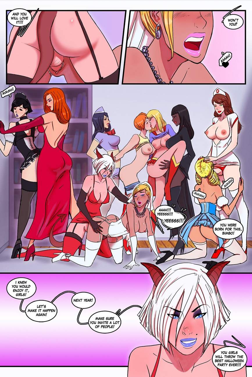 Costume-Party-Extravaganza 9 free sex comic