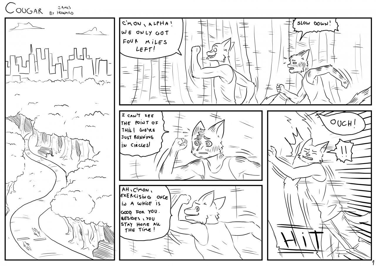Cougar 2 free sex comic