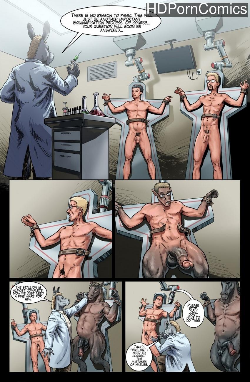 Comics horse xxx consider