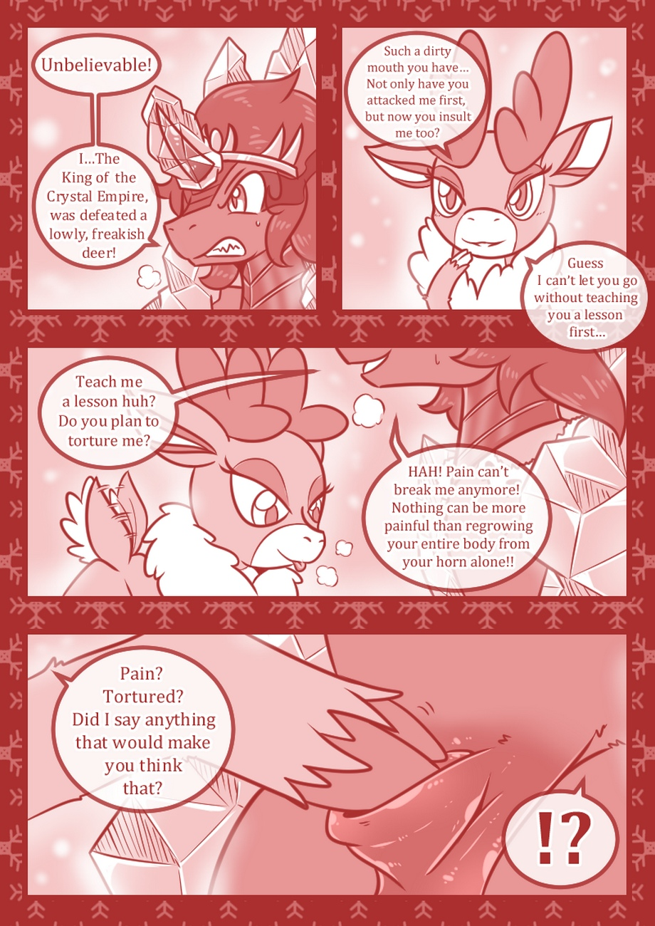 Crossover-Story-Act-1-Ice-Deer 3 free sex comic