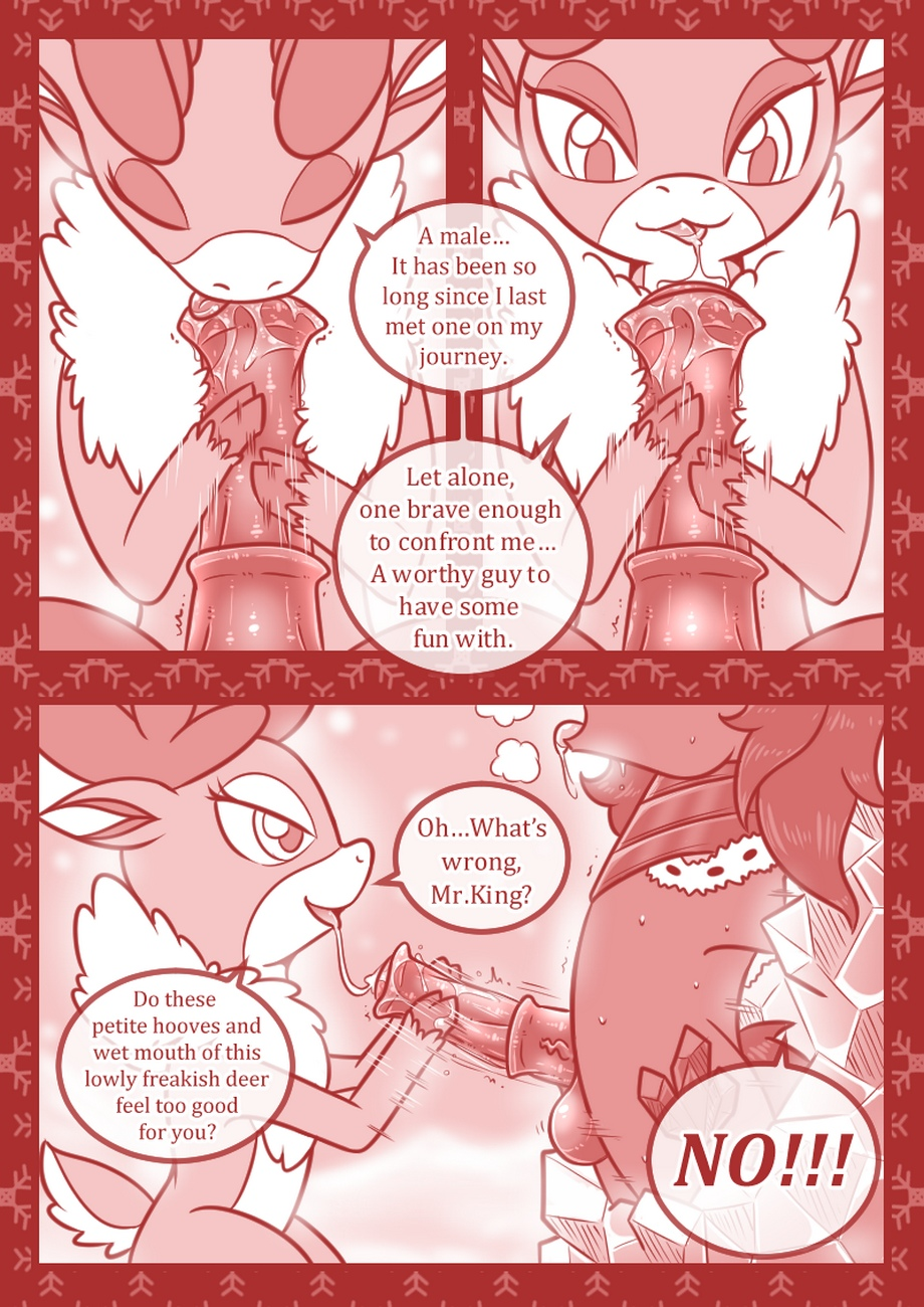 Deer Sex Porn - ... Crossover-Story-Act-1-Ice-Deer 6 free sex comic ...