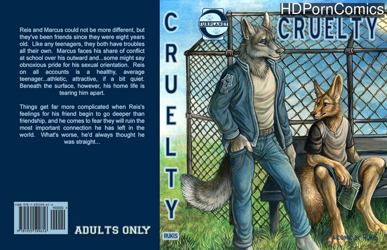 Cruelty comic porn