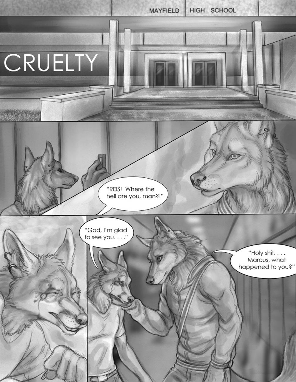 Cruelty 2 free sex comic