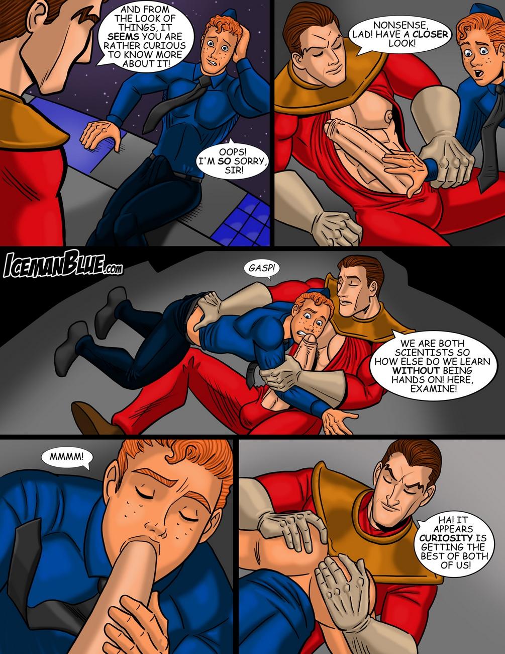 Dan-Dare 4 free sex comic