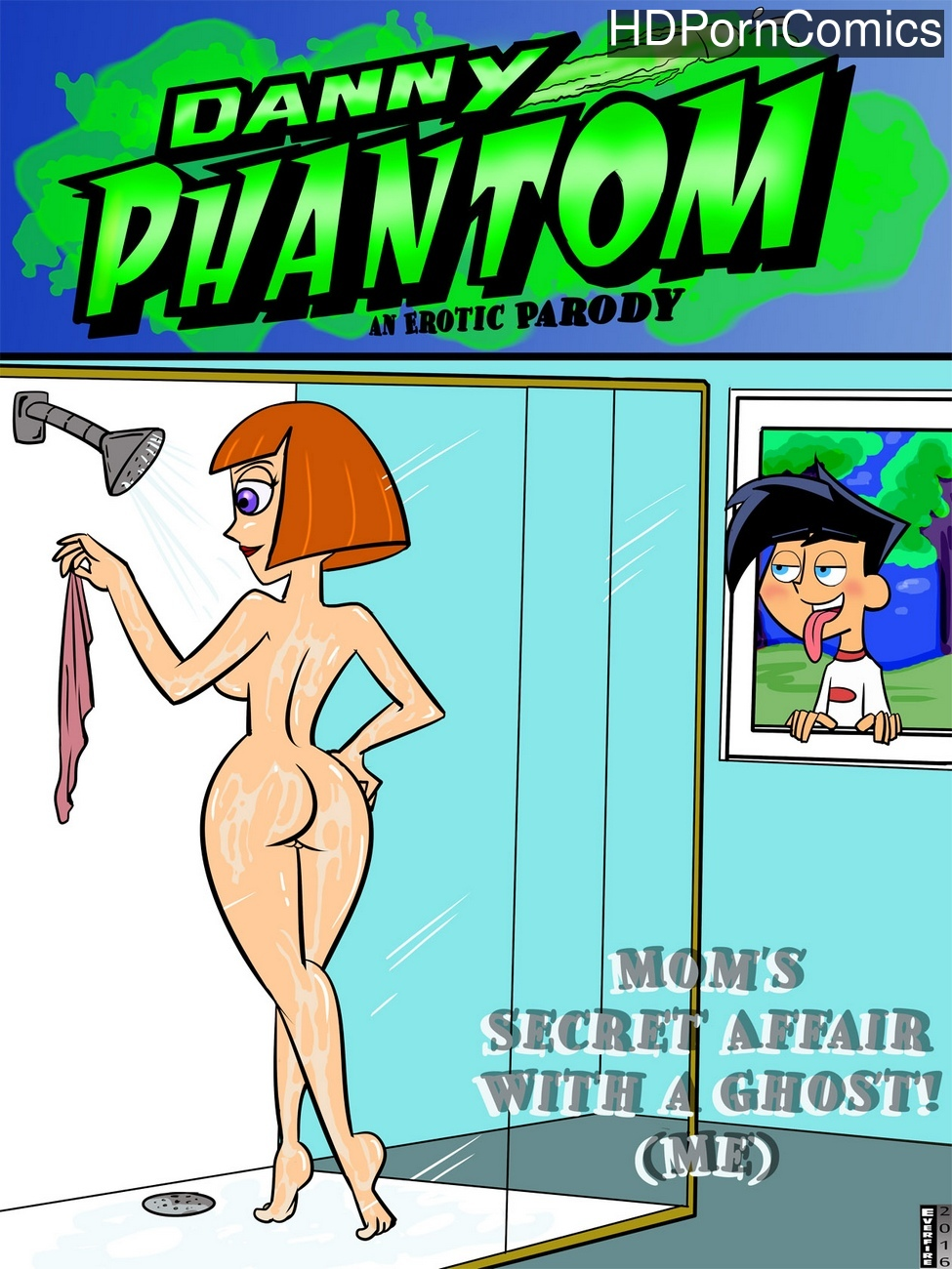 danny phantom xxx comic
