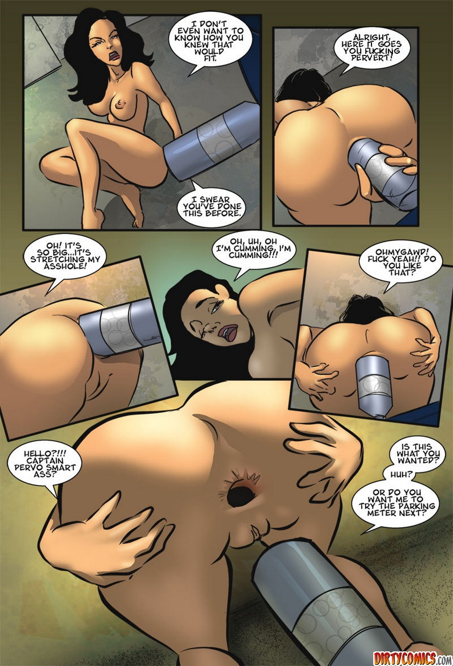 Dark-Star 6 free sex comic