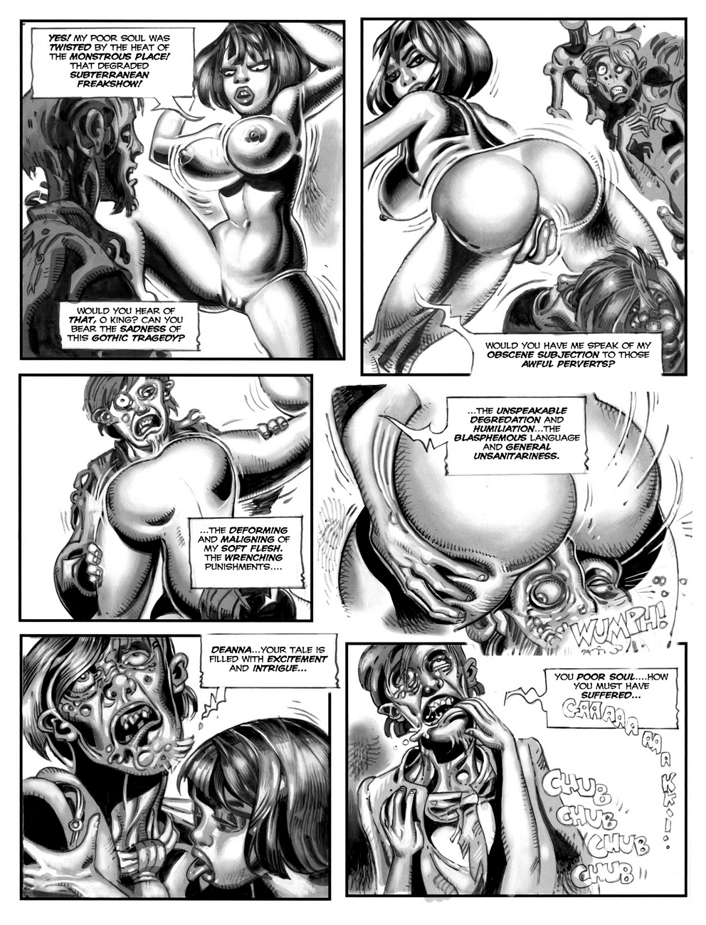Deanna-Of-The-Dead-Night-Two 6 free sex comic