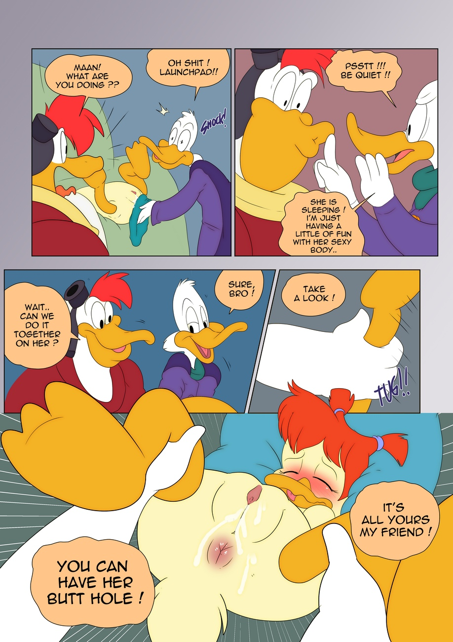 Delightful-Duck 6 free sex comic