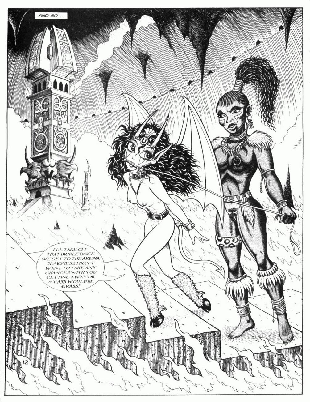 Demi-The-Demoness-Hardcore-2 13 free sex comic