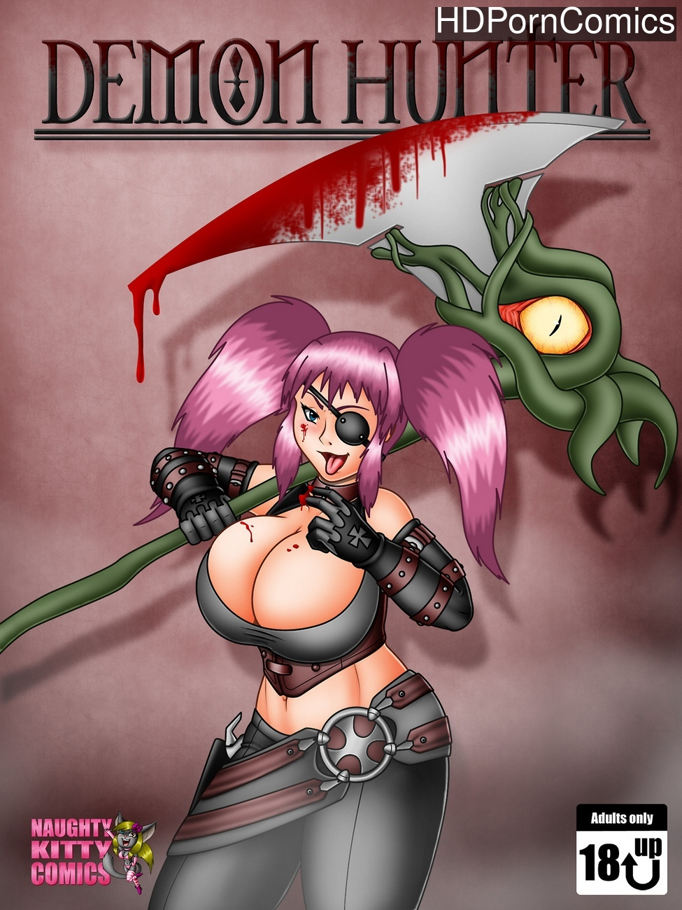 Demon-Hunter 1 free porn comics