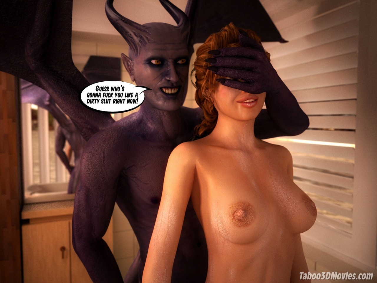 Demon-s-Slut 23 free sex comic