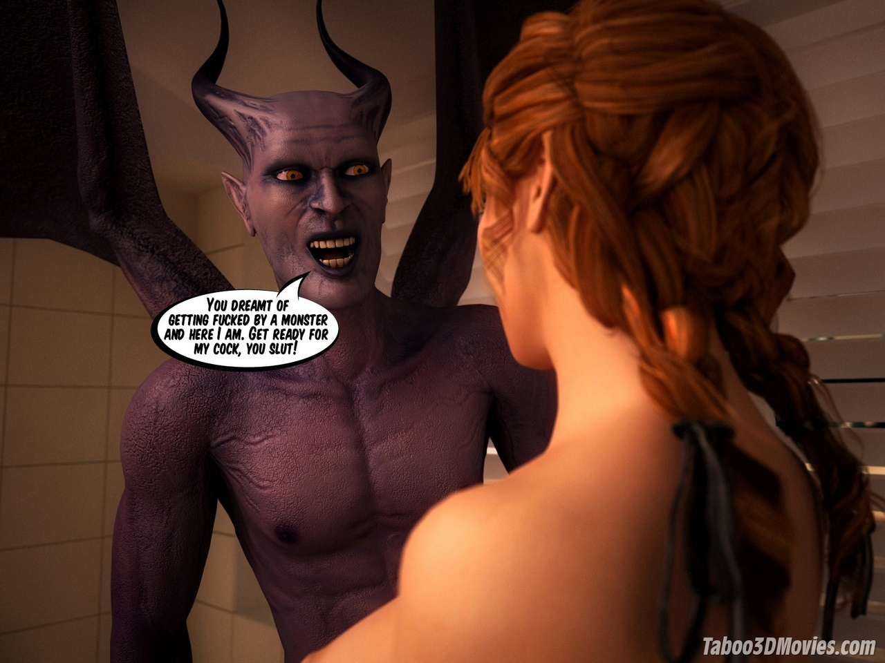 Demon-s-Slut 27 free sex comic