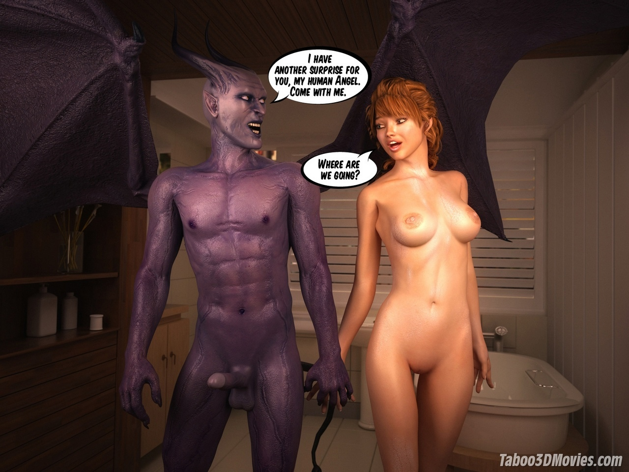 Demon-s-Slut 60 free sex comic